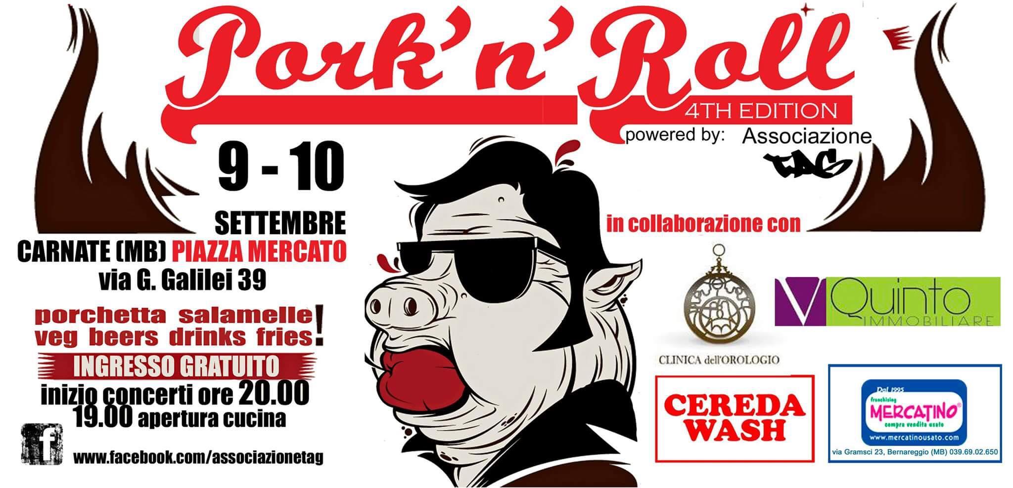Pork'n'roll