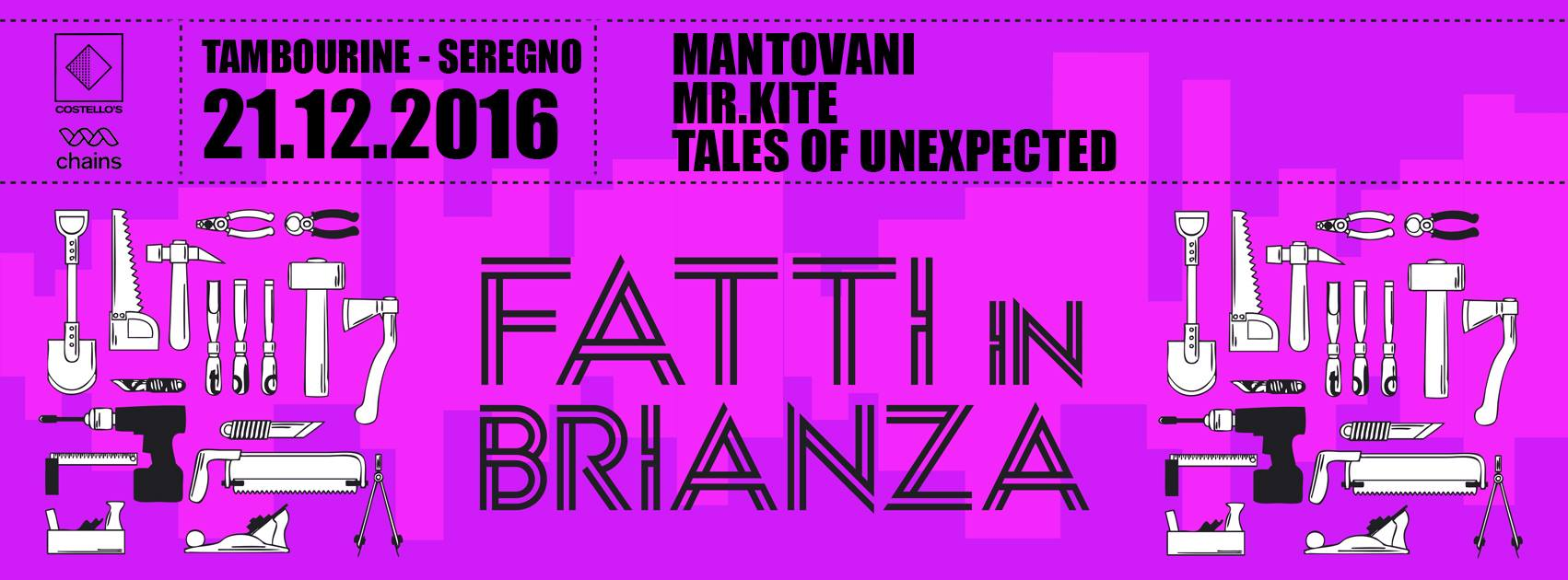 Fatti in Brianza, Mr Kite