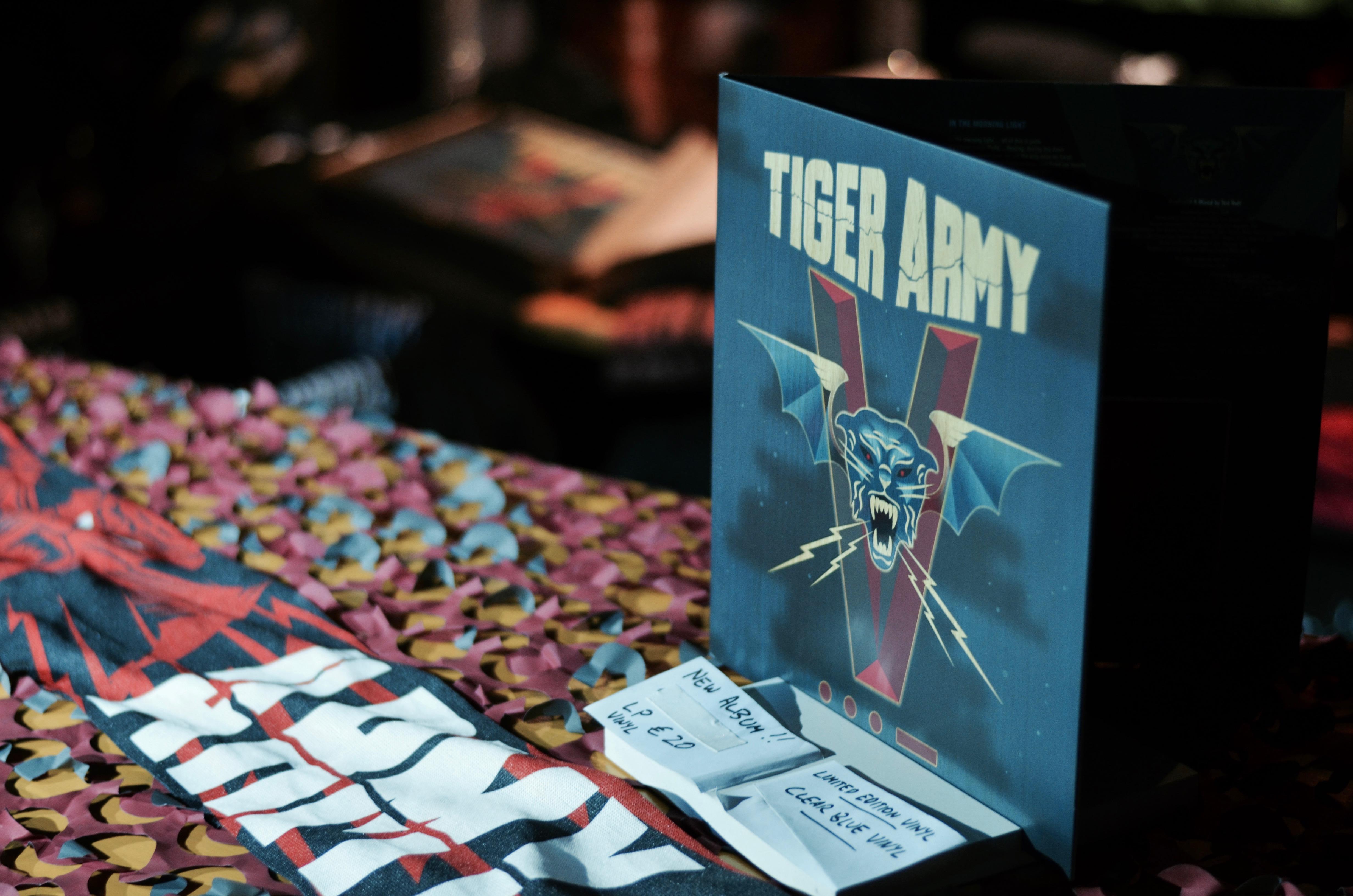 Tiger Army - Andead - Evil Devil @ Bloom Mezzago