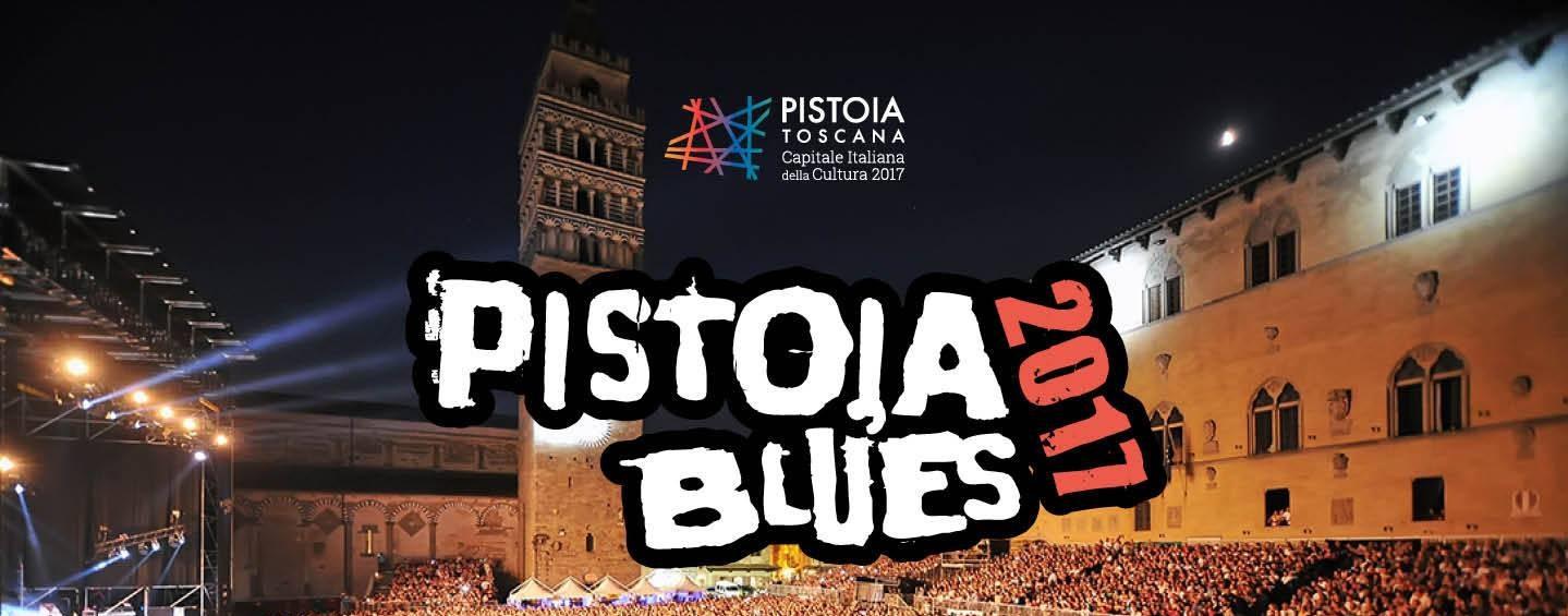 Pistoia Blues 2017