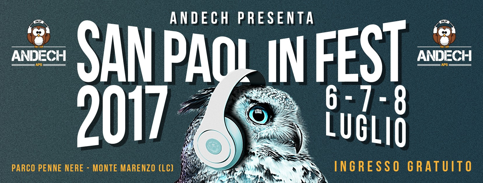 San Paol in Fest 2017
