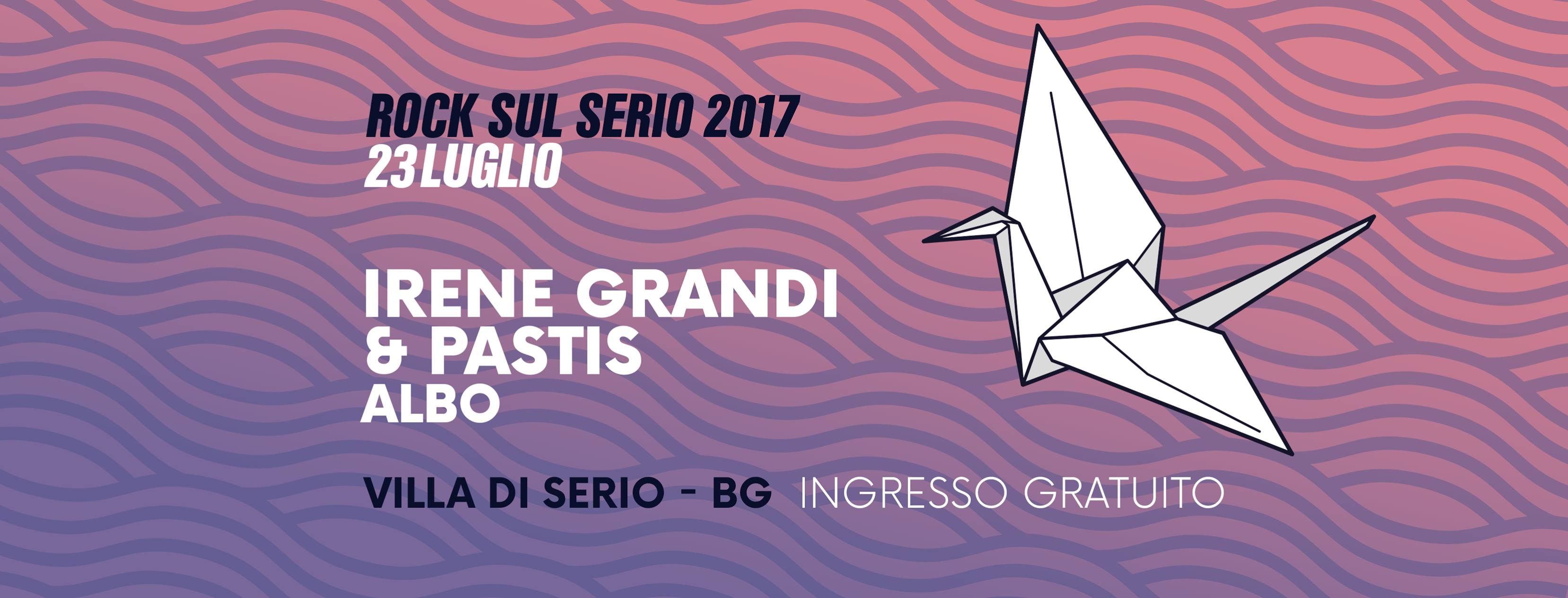Irene Grandi e Pastis - Rock sul Serio 2017 - chuckia