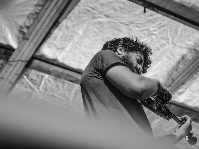 Alberto Freddi, C'esco e i musicanti di Brahma - Rock in Riva 2017