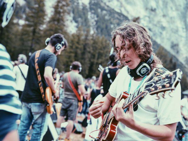 Best Of Chiara Arrigoni, chuckia - Rockin'1000 Summer Camp