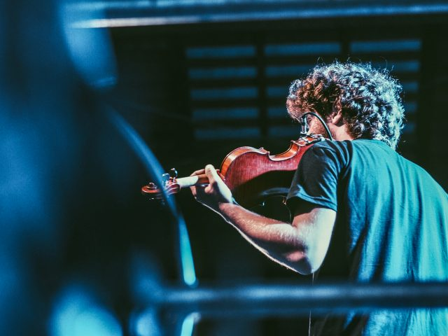 Alberto Freddi, C'esco e i musicanti di Brahma - Sonica 2017