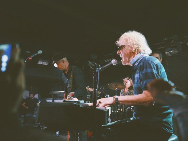 Ian Hunter & The Rant Band - Bloom Mezzago